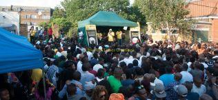 Notting Hill Carnival Nigerian Corner!