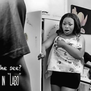 Miss Olivia Eze in Labo...